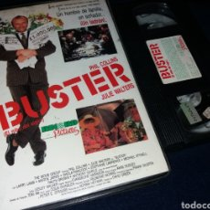 Cine: BUSTER- VHS- PHIL COLLINS-. Lote 138619180