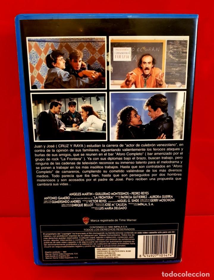 Cine: NI SE TE OCURRA... (1990) - CRUZ Y RAYA - Foto 2 - 139008358