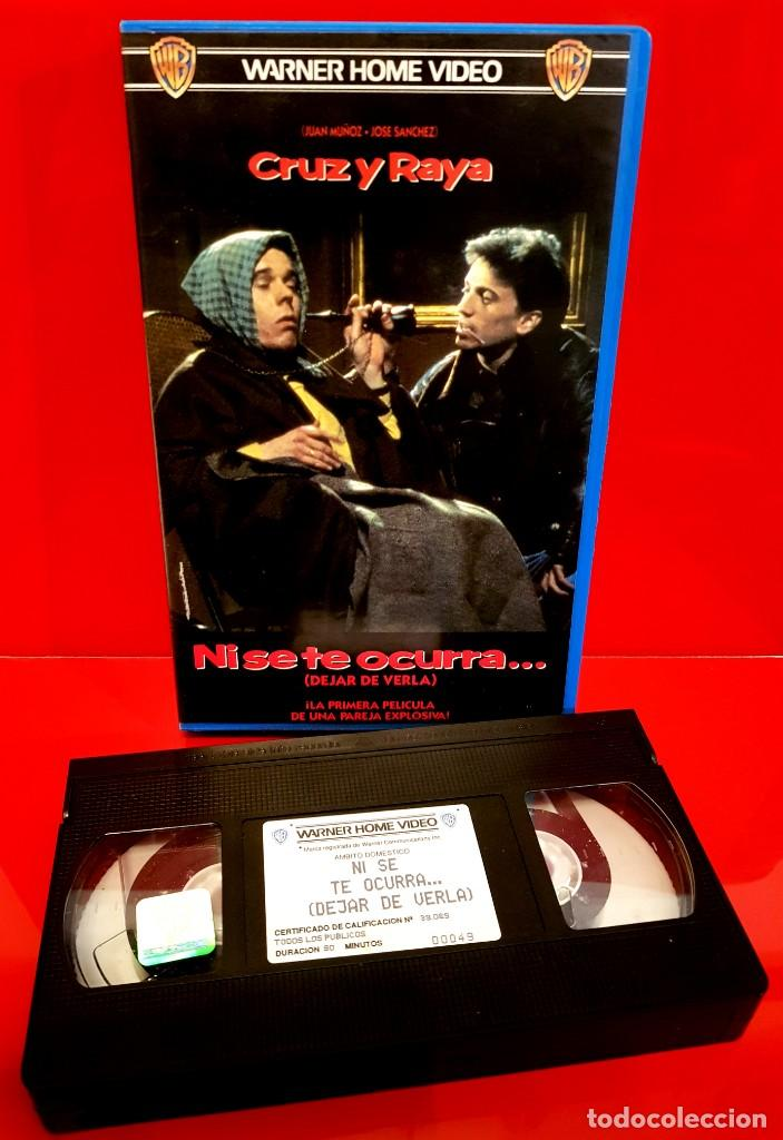 Cine: NI SE TE OCURRA... (1990) - CRUZ Y RAYA - Foto 3 - 139008358