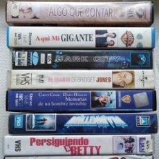 Cine: LOTE DE 39 PELÍCULAS EN VHS. Lote 139313112