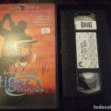 Cine: LA HISTORIA DE TIGER WOODS - LEVAR BURTON - KEITH DAVID , KHALIL KAIN - CIC 1999. Lote 139402442