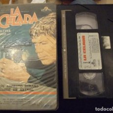 Cine: LA CELADA - DOUGLAS HICKOX - OLIVER REED , JILL ST. JOHN - VIDEOMAN 1983. Lote 139452962