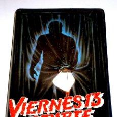 Cine: VIERNES 13 3ª PARTE (PARTE 3) (1982) - STEVE MINER DANA KIMMELL PAUL KRATKA VHS 1ª EDICIÓN. Lote 139484286