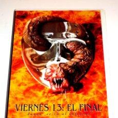 Cine: VIERNES 13 PARTE 9 : EL FINAL (1993) - ADAM MARCUS JOHN D. LEMAY KANE HODDER VHS 1ª EDICIÓN. Lote 139484346