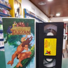 Cine: TARZÁN VHS. Lote 139526836