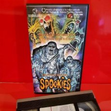 Cine: SPOOKIES (1986) - VESTRON VIDEO. Lote 139714690