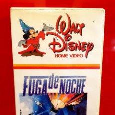 Cine: FUGA DE NOCHE (1981) - NIGHT CROSSING - WALT DISNEY. Lote 139753618