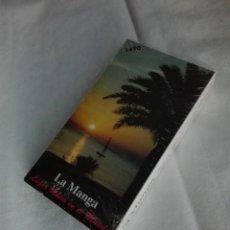 Cine: VHS 1994 - LA MANGA DEL MAR MENOR - LUGAR UNICO EN EL MUNDO - MURCIA - 200GR. Lote 140316806