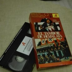 Cine: VHS CINE - VIDEO-A - 1980 - EL TAMBOR DE HOJALATA - 250GR. Lote 140321578