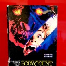 Cine: BODYCOUNT (1987) - CAMPING DEL TERRORE - DIR: RUGGERO DEODATO. Lote 140950218