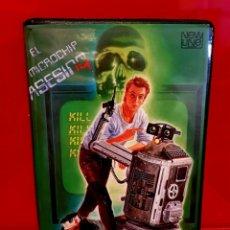 Cine: EL MICROCHIP ASESINO (1986) - PENG! DU BIST TOT!. Lote 141148798