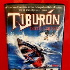 Cine: TIBURON : DUELO A MUERTE (1990) - JOE D'AMATO. Lote 141685298