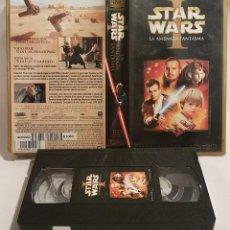 Cine: STAR WARS I VHS. Lote 141944350