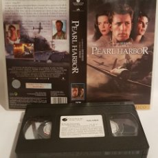 Cine: PEARL HARBOR VHS. Lote 142103198