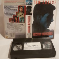 Cine: MISION IMPOSIBLE VHS. Lote 142103698