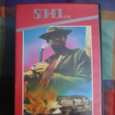 Cine: UN TREN PARA DURANGO(1967) VHS. SPAGUETTI WESTERN.. Lote 142169618