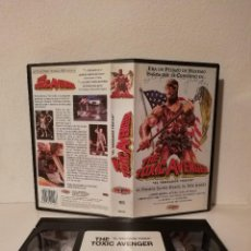 Cine: EDICION ORIGINAL VHS - EL VENGADOR TOXICO - TERROR - TROMA - GORE - AÑO 1999. Lote 142286778