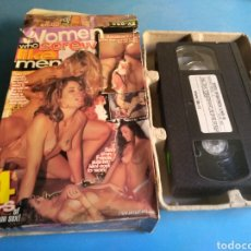 Cine: VHS-(X) WOMEN WHO SCREW LIKE MEN. Lote 142518382