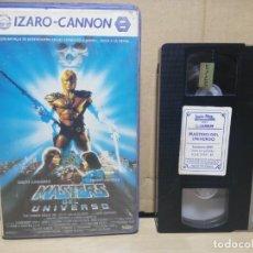 Cine: MASTER DEL UNIVERSO , DOLPH LUNDGREN ( IZARO-CANNON) 1988.. Lote 143071246
