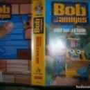 Cine: ¡BOB Y SUS AMIGOS ¡¡¡DISPONEMOS DE MAS DE 60.000,PELICULAS,EN,BETA,VHS,2000,¡. Lote 143133466