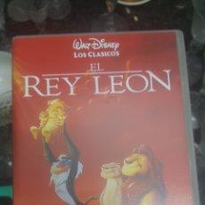 Cine: VHS REY LEÓN. Lote 143639493