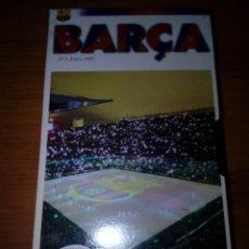 Cine: BARÇA Nº 5. ENERO 1999. LA CEREMONIA INAUGURAL DEL CENTENARIO. B4VHS. Lote 143816686