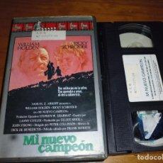 Cine - MI NUEVO CAMPEON . VHS - PEDIDO MINIMO 6 EUROS - 144006586