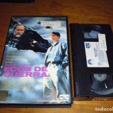 Cine: ECOS DE GUERRA - VHS . PEDIDO MINIMO 6 EUROS. Lote 144006906