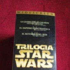Cine: TRILOGIA STAR WARS: EPISODIOS IV, V Y VI. Lote 144438794