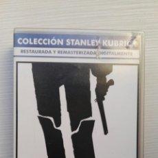 Cine: BARRY LYNDON STANLEY KUBRICK VHS. Lote 144519833