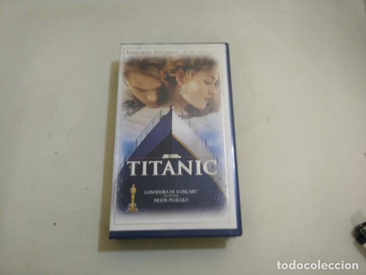 VHS TITANIC (Cine - Películas - VHS)