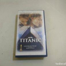 Cine: VHS TITANIC. Lote 144637334