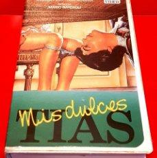 Cine: MIS DULCES TIAS (1975) - LE DOLCI ZIE * FEMI BENUSSI, PASCALE PETIT. Lote 145017282
