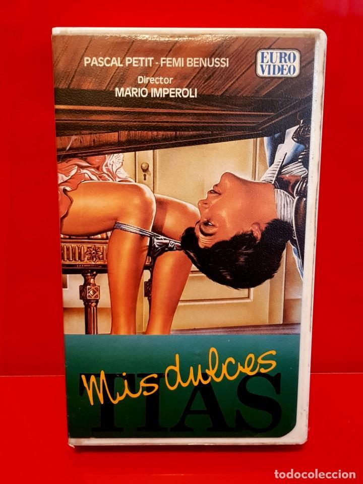 Cine: MIS DULCES TIAS (1975) - Le dolci zie * Femi Benussi, Pascale Petit - Foto 2 - 145017282