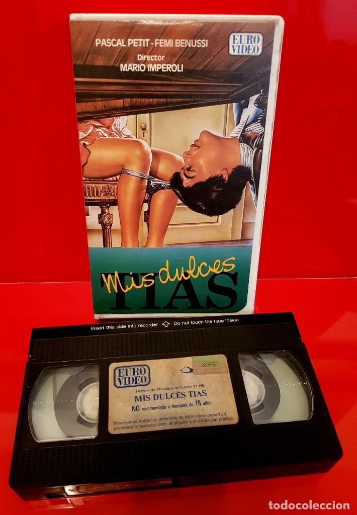 Cine: MIS DULCES TIAS (1975) - Le dolci zie * Femi Benussi, Pascale Petit - Foto 4 - 145017282