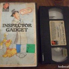 Cine: INSPECTOR GADGET 1, 2 Y 3 - VIDEO COLECCION. Lote 145085374