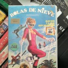 Cine: BOLAS DE NIEVE. Lote 145143845