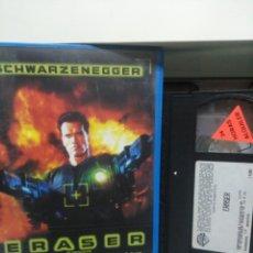 Cine: ERASER. VHS. (CAJA GRANDE).. Lote 145178654