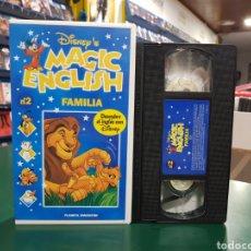 Kino - MAGIC ENGLISH FAMILIA VHS - 145266621