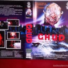 Cine: C.H.U.D. VHS. Lote 145517742