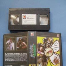 Cine: CINTA VIDEO VHS: VIVIR DESESPERADAMENTE (JOHN WATERS) IVEX, 1980'S ¡ORIGINAL!. Lote 145619254