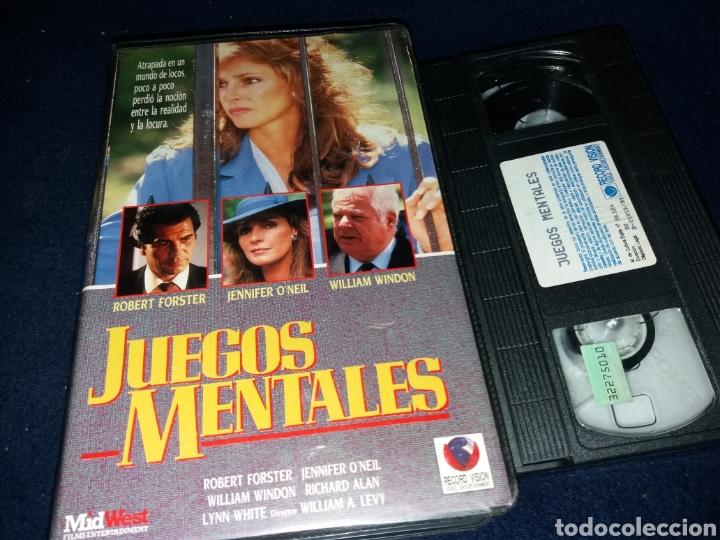 Juegos Mentales Vhs Jennifer O Neil Comprar Peliculas De Cine