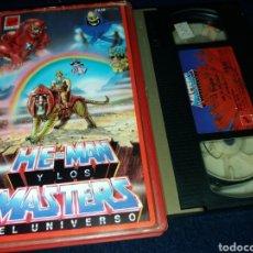 Cine: HE-MAN Y LOS MASTERS DEL UNIVERSO VOL.10- VHS. Lote 145861669