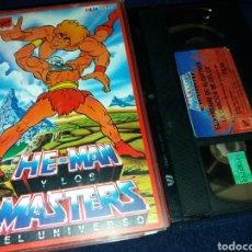 Cine: HE-MAN Y LOS MASTERS DEL UNIVERSO VOL.15- VHS- COMPLETA TU COLECCION. Lote 145861692