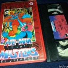 Cine: HE-MAN Y LOS MASTERS DEL UNIVERSO VOL.22- VHS. Lote 145861805