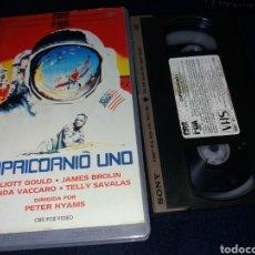 Cine: CAPRICORNIO UNO - VHS- 1978 DIRIGIDA POR PETER HYAM- 1ª EDICION. Lote 55218945