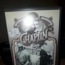 Cine: CHARLOT MARINERO VHS (NUEVA A ESTRENAR). Lote 146096601