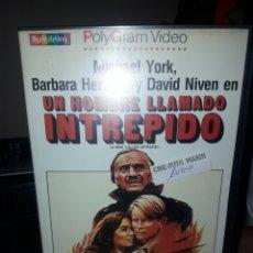 Cine - Un hombre llamado intrepido vhs - 146097685