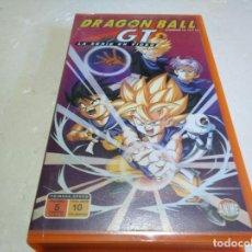 Cine: DRAGÓN BALL GT 5 EPISODIOS 13,14,15 VHS. Lote 146247938