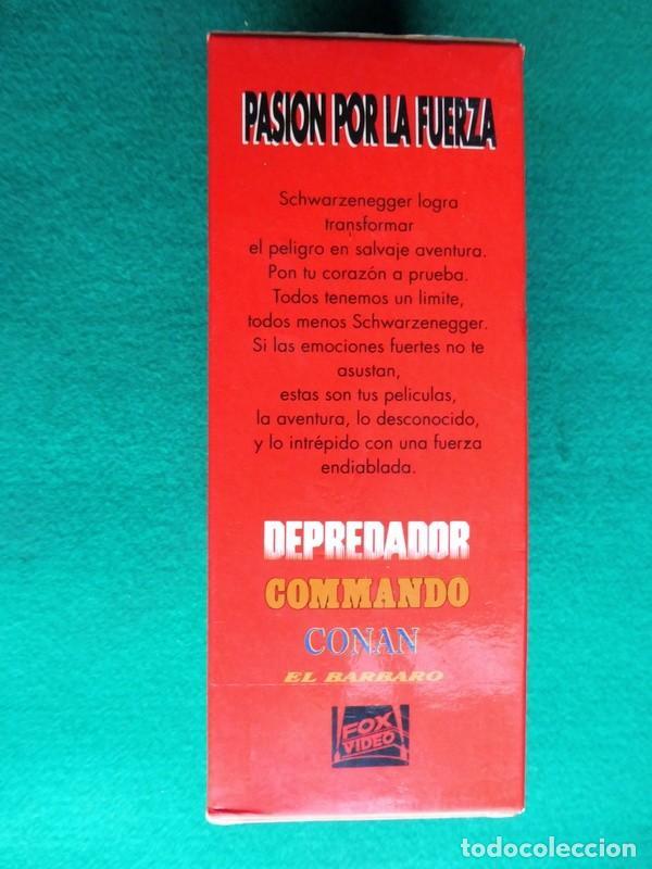Cine: PAQUETE DE 10 LOTES DE PELÍCULAS VHS COLECCIONES COMPLETAS - Foto 2 - 146516370